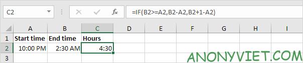 Bài 135: Tính thời gian trong Excel 34