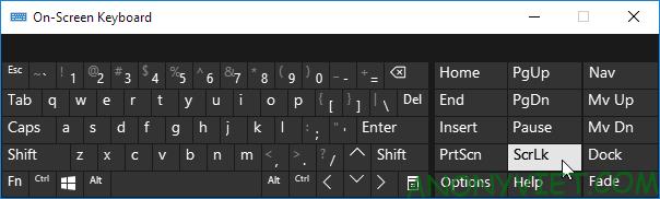 Bài 78: Cách sử dụng phím Scroll Lock trong Excel 31