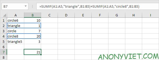 Bài 111: Tính tổng có điều kiện trong Excel 69
