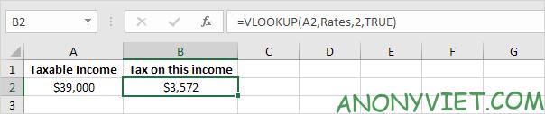 Bài 155: Cách tính thuế trong Excel 23