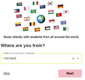 học online cùng bạn bè khắp thế giới