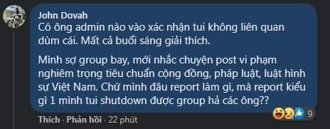Group VN-CS:GO bay màu vì đăng ảnh đặt Bom tòa nha Viettel?
