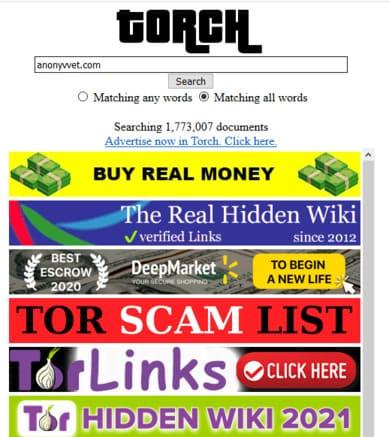 cách truy cập deep web