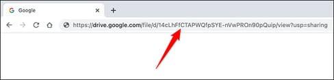 Cách tạo liên kết tải file trực tiếp trên Google Drive 10