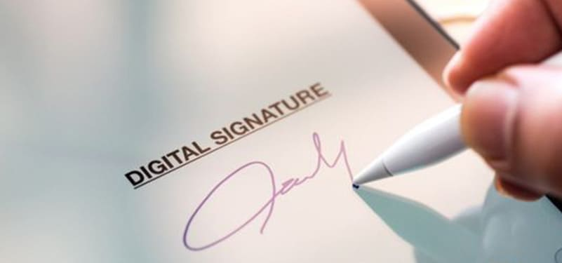 Hướng dẫn Tạo Chữ ký trên máy tính từ Chữ ký thật