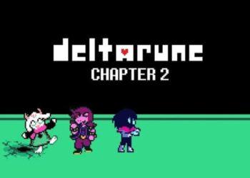 Deltarune Chapter 2 đã ra mắt sau 3 năm 10