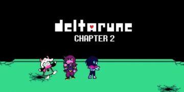 Deltarune Chapter 2 đã ra mắt sau 3 năm 33