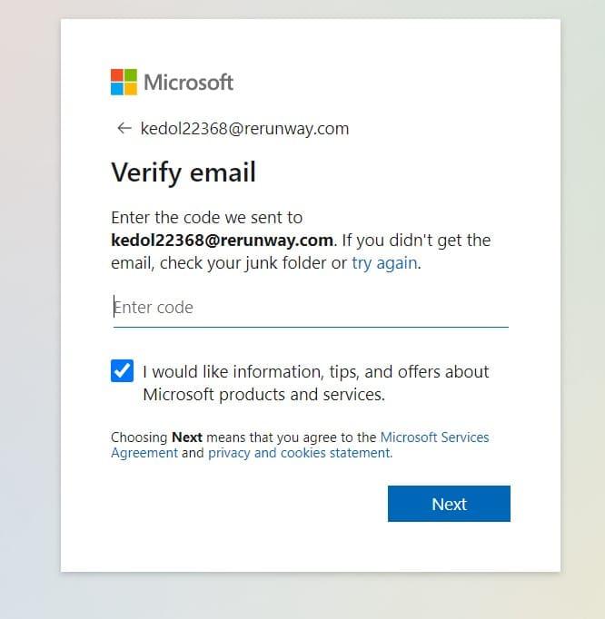 Tạo mail bằng mail ảo