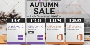 autumn sale keysoff