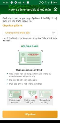 Cách nhận 100k miễn phí trên OCB OMNI 54