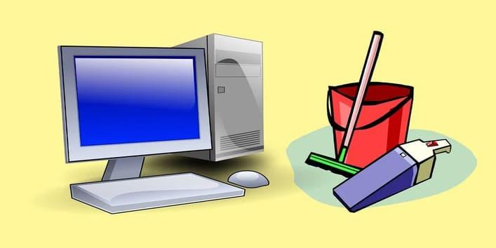 6 thói quen hằng ngày khiến máy tính mau bị hỏng 9