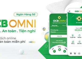 Cách nhận 100k miễn phí trên OCB OMNI 1
