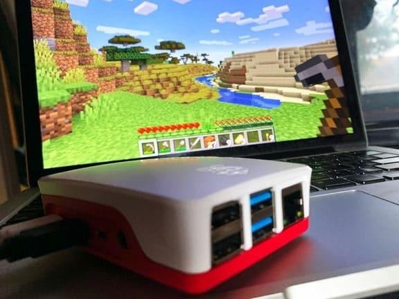 Minecraft Server sử dụng Raspberry pi
