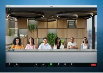 Tạo Phòng học ảo trên Zoom bằng Immersive View 1