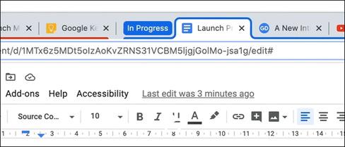 Cách sử dụng Tab Group trên trình duyệt Chrome, Firefox, Edge 7