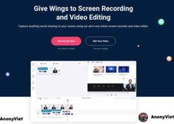 RecordCast - Quay Video màn hình không cần cài thêm phần mềm 1