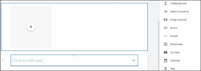 Cách sử dụng Google Sites 51