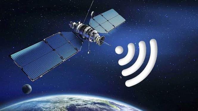 Satellite-Internet ve tinh