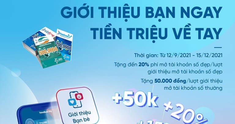 Cách nhận 100k miễn phí từ Vietinbank