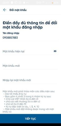 Cách nhận 100k miễn phí từ Vietinbank 74