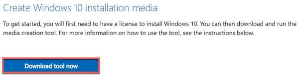 Cách hạ cấp Windows 11 xuống Windows 10 9
