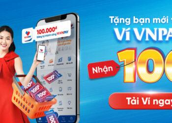Cách nhận 100k miễn phí khi đăng ký ví VNPAY 1